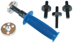 Camshaft Installation Handle, Blue, Ribbed, Includes Five Adapters, Universal, V8/V6, Each