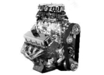 8-71 Supercharger kit 8mm drive big block chevy