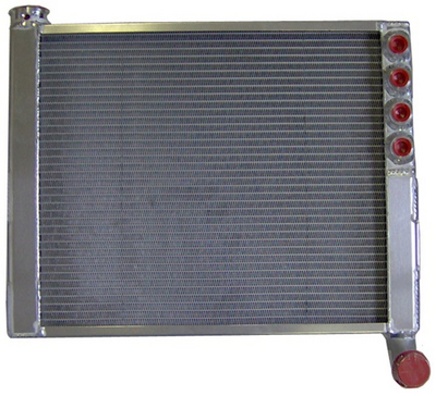 Saldana Sprint Car Cross Flow Radiator