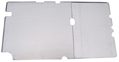 Sprint Car Right Side Kick Panel, 2 Piece